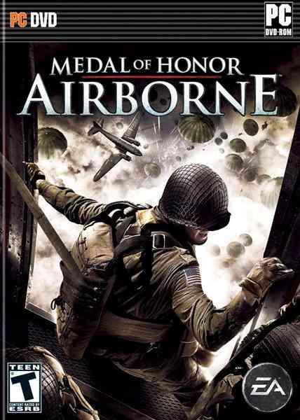Medal of Honor Airborne [Dvd] [ENG, Sub Esp.]Pc Medalpeke23c