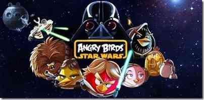 Angry Birds Star Wars juego android