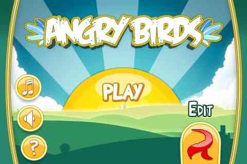 AngryBirds juego