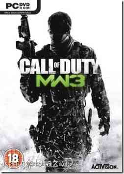 Call Of Duty Modern Warfare 3 Juego De Accion En Primera  Persona