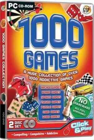 Descargar Colección de Juegos gratis 1000 Games Collection