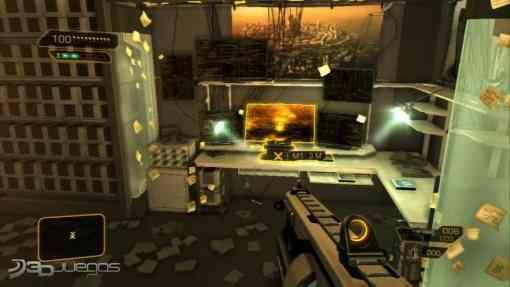Descargar juego Deus Ex: Human Revolution en Español Descargar juego PC - Juegos Full