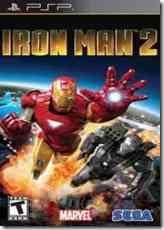 Iron Man 2 PSP descargar