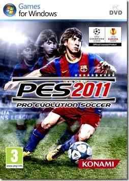 PES 2011 full