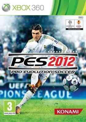 """Pro Evolution Soccer 2012"""