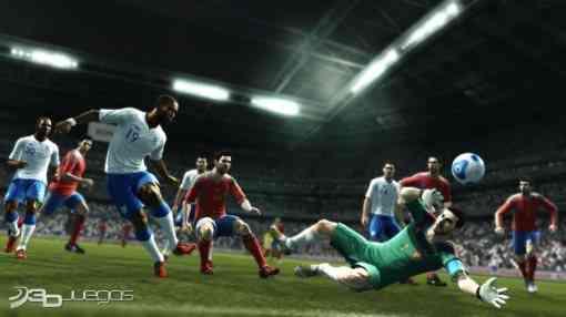 Pro Evolution Soccer 2012_juego