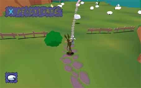 13 juegos completos en iso para pc Sheep-Dog-n-Wolf-Cap-01