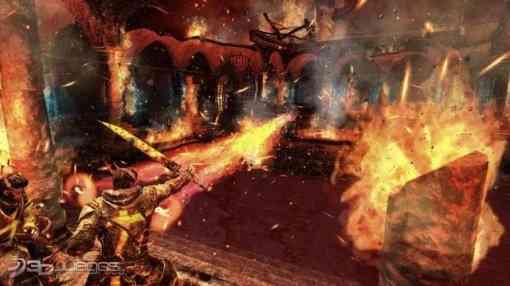 The Cursed Crusade_juego