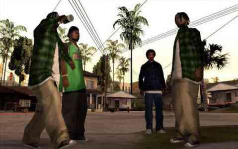 The Grand Theft Auto San Andreas Gratis