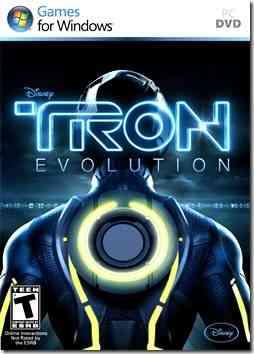 Tron Evolution en español