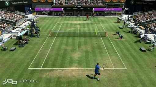Virtua Tennis 4_juego