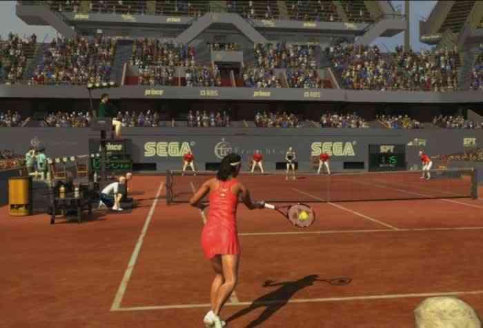 Virtua Tennis 2009 Descargar Full en Español Gratis