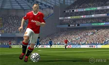 Xbox 360 FIFA 2012