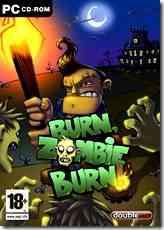 Burn Zombie Burn  Burnzombieburncover