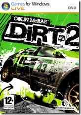 Colin McRae Dirt 2 Full Descargar Juego Gratis en ESPAÑOL Con Crack y Patch