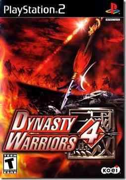 Detalles descarga del juego full Dynasty Warriors 4 para PS2 gratis