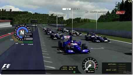 F1 2010 FULL Descargar Juego Gratis