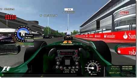 F1 2010 FULL Descargar Juego en ESPAÑOL