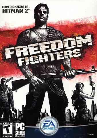 13 juegos completos en iso para pc Freedomfighters