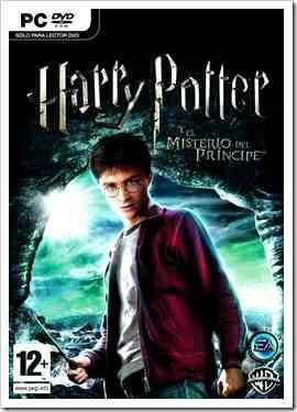 Descargar Harry Potter Y El Misterio Del Principe Juego Harry Potter