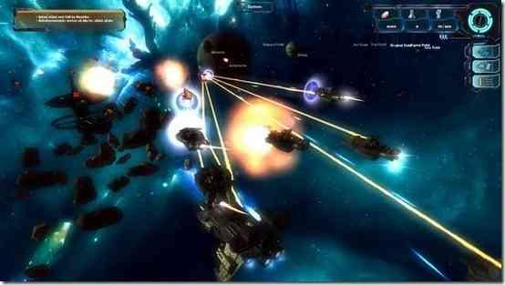 """""""juego pc Gemini Wars"""""""