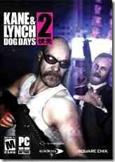 Kane and Lynch 2 Dog Days Kaneandlynch2dogdayscover