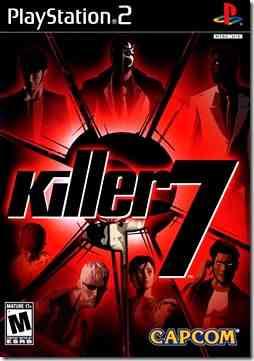 Killer 7 para ps2