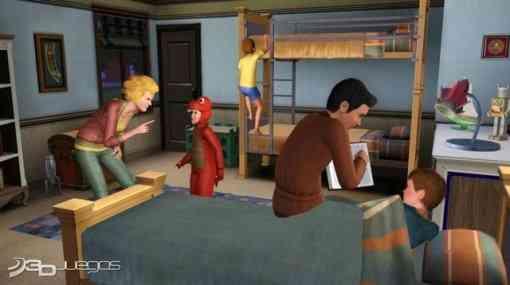 Los Sims 3: Menuda Familia Español expansión de los Sims 3 Los-sims3-menuda-familia_2