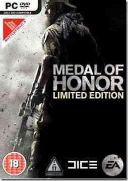 Crack y Serial de Medal Of Honor Limited Edition