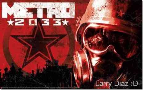 Metro 2033 Juego De Survival Español  Con Crack PC