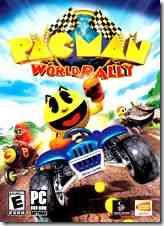 Pacman World Rally
