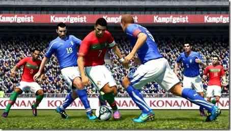 Pro Evolution Soccer 2011 Gratis Descargar Juego PES 2011
