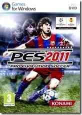 PES 2011 Pro Evolution Soccer 2011