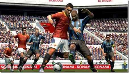 Pro Evolution Soccer 2011 Descargar Juego PES 2011