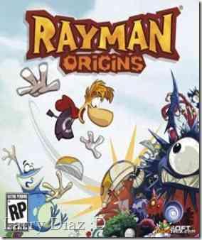 Rayman Origins Juego De Aventura PC-GAME