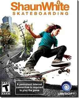 Shaun White Skateboarding descargar   Shaun White Skateboarding juegos