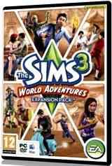 Sims 3 World Adventures Full Gratis en ESPAÑOL