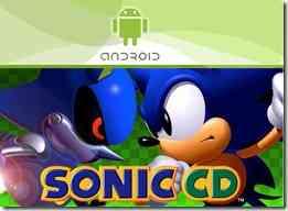 """""""sonic cd"""""""