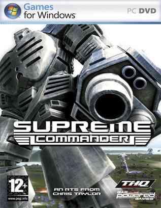 Supreme Commander Pack Full Descargar Juegos