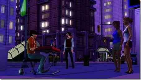 The Sims 3 Late Night full gratis en español