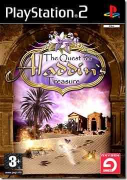 The Quest For Aladdins Treasure [Full] [Español] [MU-DF] [PS2]