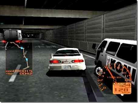 Tokyo Xtreme Racer 3 para ps2
