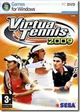 Descargar el juego Virtua Tennis Full en ESPAÑOL GRATIS con Crack y los Codigos de Desbloqueos