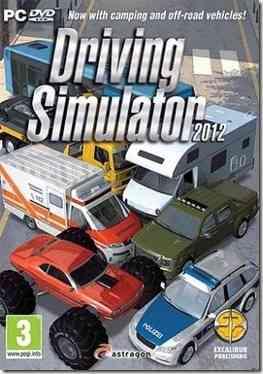 PS3 Vehicle simulation games