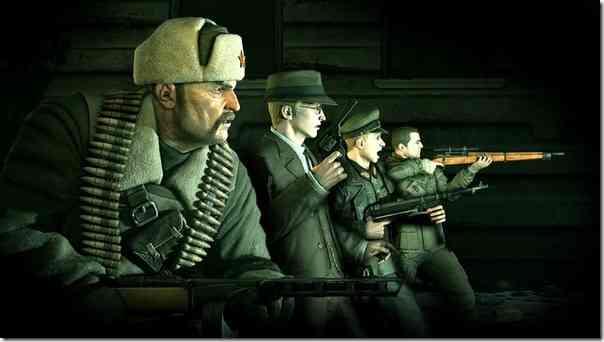 Sniper Elite Nazi Zombie Army pc