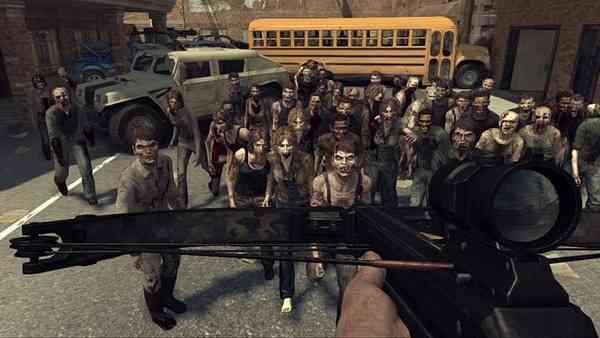 The Walking Dead Survival Instinct pc