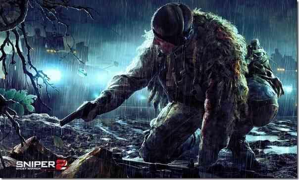 XBOX360 Sniper Ghost Warrior 2
