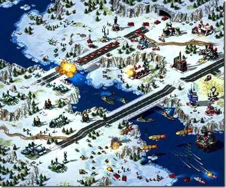 Conexiones sobre Command & Conquer: Red Alert 3 para …
