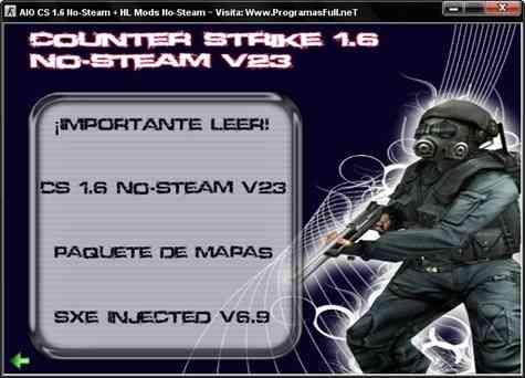 Como Crear Tu Propio Servidor Dedicado - Counter-Strike 1 ...