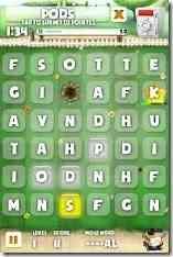 game mole word